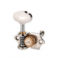10510123.41.30 GrandTune Комплект одиночной колковой механики, 3л+3п, никель, Schaller