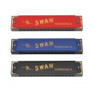 SW16-1 Губная гармошка тремоло, Swan
