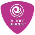 Медиатор Planet Waves Duralin Triangle, фиолетовый, 1.2 мм 2DPL6-10