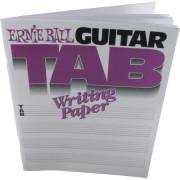 Табулатурная тетрадь для гитаристов Ernie Ball (P07021)