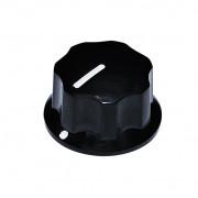 KJB-500S Ручка потенциометра, малая, черная, Hosco
