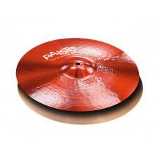 0001923414 Color Sound 900 Red Heavy Hi-Hat Две тарелки 14