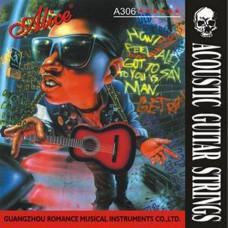 Струны Alice Copper Alloy Acoustic 11-52 (А306P-SL)