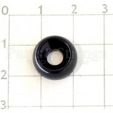 Втулка под винты для крепления грифа Hosco HK-NFSB, черные, 1шт