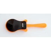 CWH01 Кастаньеты на ручке, пластиковые. DADI