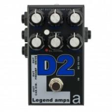 AMT D2 Legend Amps (Diezel) двухканальный гитарный предусилитель