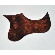 PCU-3 Защитная накладка для укулеле, лепесток, деревянная, Мозеръ
