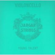 Cello-1/2-Set Young Talent Комплект струн для виолончели размером 1/2, Jargar Strings