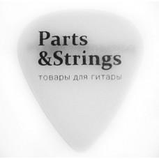 Медиатор Parts&Strings Белый
