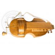 HGR-01 Hurdy-gurdy Russian Колёсная лира традиционная диатоническая, БалалайкерЪ