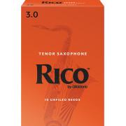 RKA1030 Rico Трости для саксофона тенор, размер 3.0, 10шт, Rico