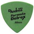 Медиатор D`Andrea Formula Delrex 0.88 мм (RD346, 0.88)