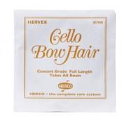 HE904 Волос для виолончельного смычка, синтетика, Dunlop