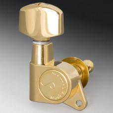 Колок Schaller M6 (Bracket 135°) левый, Золото (10020570)
