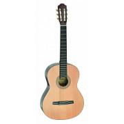 Классическая гитара Hohner 4/4. 18 ладов, цвет натуральный (HC06)