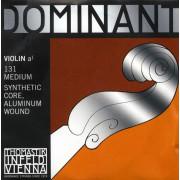 131 Dominant Отдельная струна А/Ля для скрипки размером 4/4, среднее натяжение, Thomastik