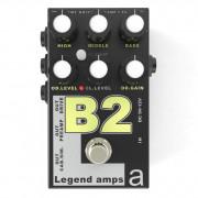 B-2 Legend Amps 2 Двухканальный гитарный предусилитель B2 (BG-Sharp), AMT Electronics
