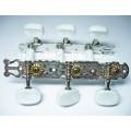 Колки Jinho (Guitar Technology), 3+3 планка, для классической гитары, 35мм, планка (JC78N)