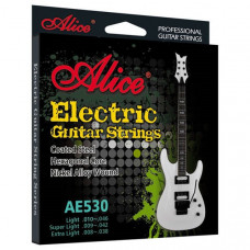 Струны Alice Electric Professional Series 9-42 (AE530SL 530)