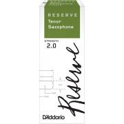 DKR0220 Reserve Трости для саксофона тенор, размер 2.0, 2шт, Rico