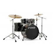 17500410 AQ1 Stage Set PВ 11234 Барабанная установка, черная, Sonor