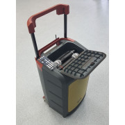 WI08D-1 Комплект акустической системы, микшер, усилитель, радиомикрофоны 2шт, 65Вт, Soundking