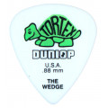 Медиатор Dunlop Tortex Wedge 0.88мм. (424R.88)