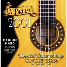 Струны LaBella Classical Concert Series Medium Hard(2001MH)