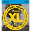 Струны D'Addario Nickel Wound 9-46 (EXL125XL)
