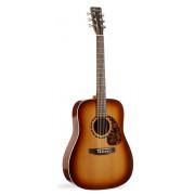027316 Protege B18 Cedar Tobacco Burst Presys Электро-акустическая гитара, Norman