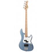 GB74-GIG-LPB GB Series Бас-гитара, голубая, Cort
