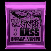 Струны Ernie Ball Power Slinky Bass 55-110 (2831)