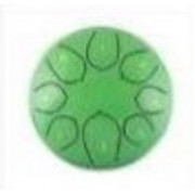 FTD-108F-GR Глюкофон, 25см, Фа мажор, зеленый, Foix