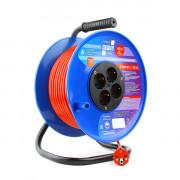PC-BG4-K-40 PowerCube Удлинитель на катушке 16А/3,5 кВт, 40м, Электрическая мануфактура