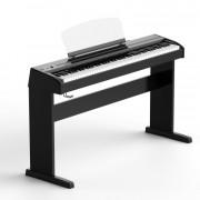 438PIA0709 Stage Starter Цифровое пианино, черное, со стойкой Orla