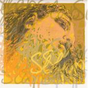 445090 Evah Pirazzi Slap Комплект струн для контрабаса размером 3/4, синтетика, Pirastro