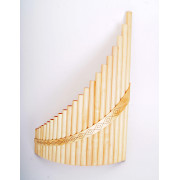 Panpipe-22-Subcbass Пан-флейта 22 трубок субконтрабас  Hora