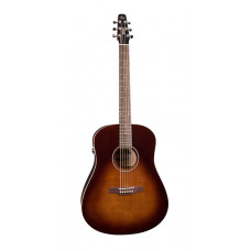 041831 S6 Original Burnt Umber QIT Электро-акустическая гитара, Seagull