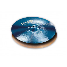 0001933414 Color Sound 900 Blue Heavy Hi-Hat Две тарелки 14