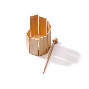90842100 Circle Effect GCE Круглая коробочка, круглый ксилофон, боливийский барабан, Sonor