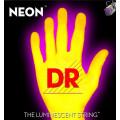 Струны DR Neon Yellow 9-46 (NYE-9/46)