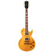 CR250-ATA Classic Rock Электрогитара, цвет янтарь, Cort