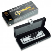 51480LC De Luxe LC Губная гармошка хроматическая, Seydel Sohne