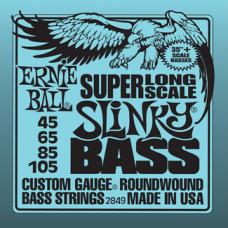 Струны Ernie Ball Super Long Scale Slinky Bass 45-105 (2849)
