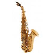 JP043CG Саксофон сопрано Bb, золотой лак, John Packer