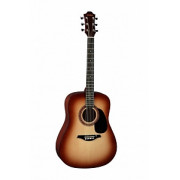 Акустическая гитара Hohner полноразмерная, цвет санберст (HW220SB)