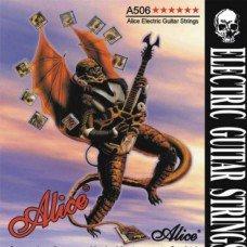 Струны Alice Electric 9-42 (А506SL)