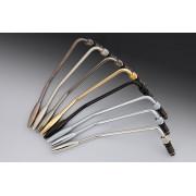 13110400 Tremolo 2000 Рычаг тремоло, черный хром, Schaller