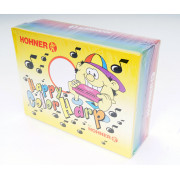M91600 Happy Color Коробка губных гармошек, 24шт Hohner