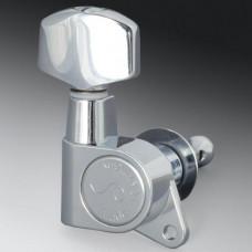 Колки Schaller M6 Industry (Bracket 135°) 3+3, Хром (10020223)